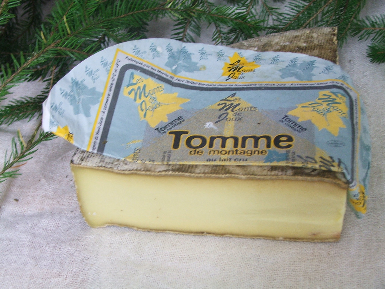 fromages pâte cuite
